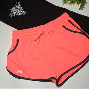 Under Armour Rally Shorts, Semi-Fitted Heat Gear